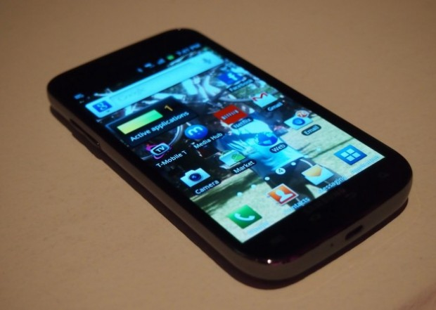 The 5 Best Android Smartphones [February, 2012]