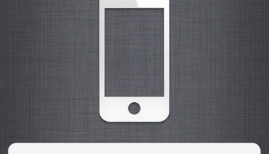 Set Up iPhone Screen