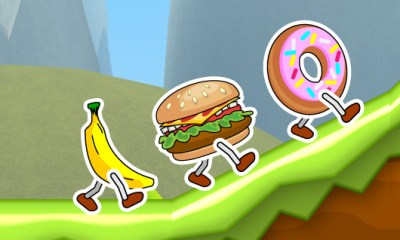 Food Run iPad 3