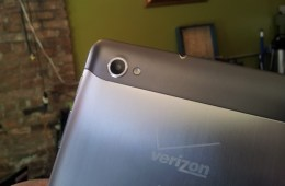 Samsung Galaxy Tab 7.7 Camera