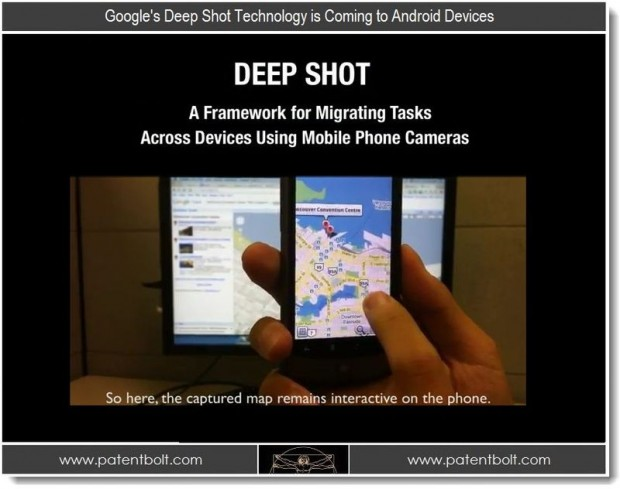 Google Deep Shot Sync