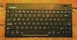 Kensington KeyFolio Pro 2 Review - keyboard