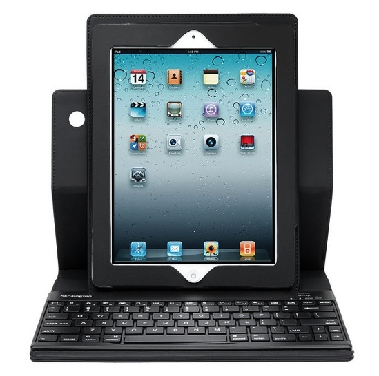 Keyfolio Pro for new iPad