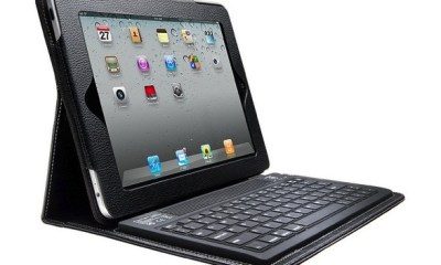 Keyfolio for new iPad Kensington