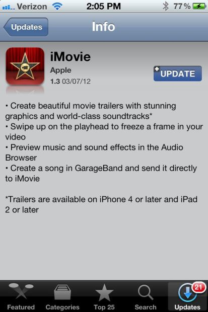 Why to upgrade to iOS 5
