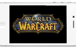 World of WarCraft on iPhone