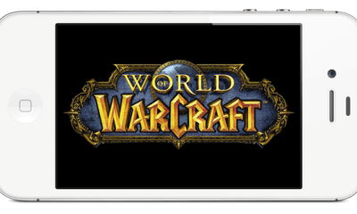 World of WarCraft on iPhone