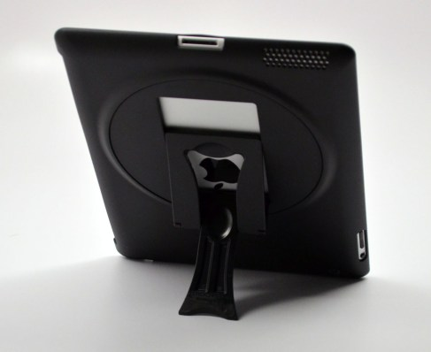 ZeroChroma iPad Case Review back rotated