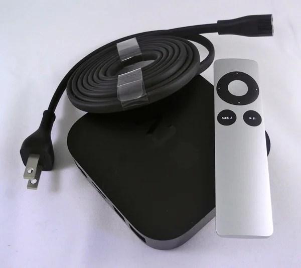 Apple TV 2012