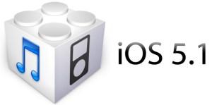 iOS 5.1 pre-launch logo
