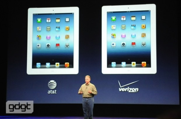iPad 4G LTE