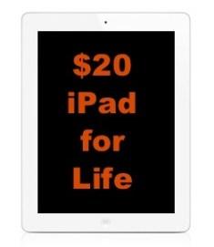 iPad subscirptions