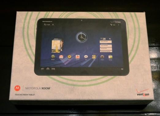 Motorola Xoom 4G LTE Upgrades End March 31st
