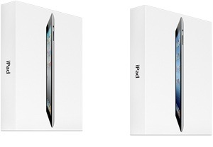 new ipad vs ipad 2 box