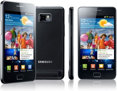 Galaxy S II Android 4.0 Update Continues to Roll Out