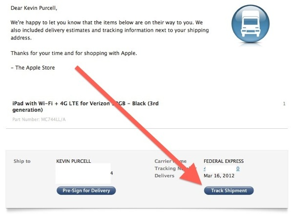How To Get Your New iPad Early From Fedex