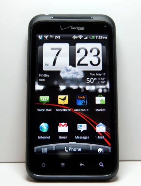 Droid Incredible 4G Inches Closer to Launch