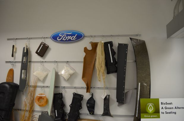 Ford Green Materials