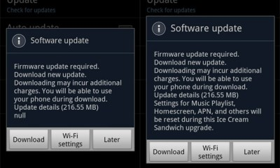Android 4.0 Comes To Unlocked Galaxy S II in U.S.
