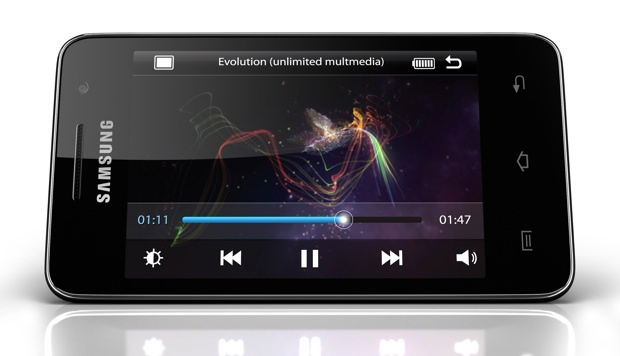 Galaxy Player 3.6 Music Player