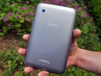 Samsung Galaxy Tab 2 7.0 Back