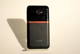HTC EVO 4G LTE Back