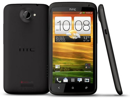 HTC One X Gets Its First Update