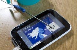 Intel Studybok tablet for science