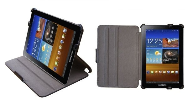 MiniSuit Dual View Leather Case and Cover