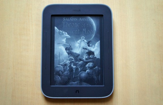 Kindle Vs Sony Reader: Amazon Kindle Paperwhite Vs. Barnes & Noble Nook Touch