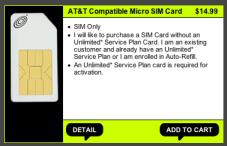 Straight Talk SIM Card