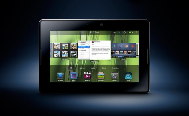 The BlackBerry Playbook will not be receiving an update to BlackBerry 10.