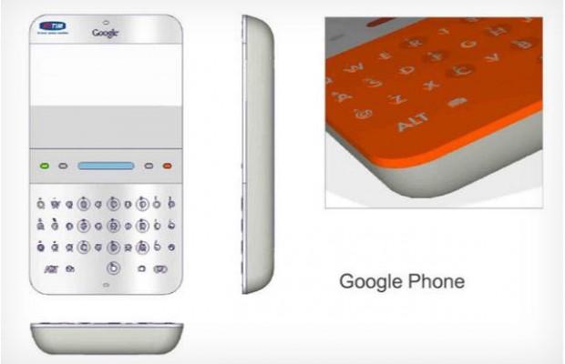 Original 'Google Phone' Revealed