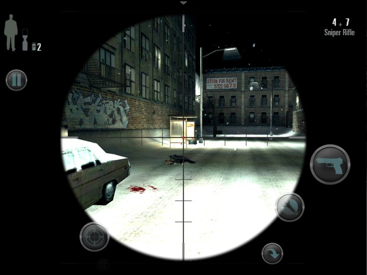 Max Payne for iOS Review