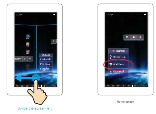 Polaroid Tablet Might Get Ice Cream Sandwich Before Your Device