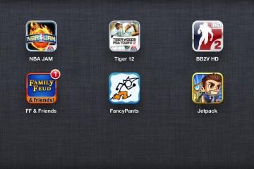top ipad games - Games