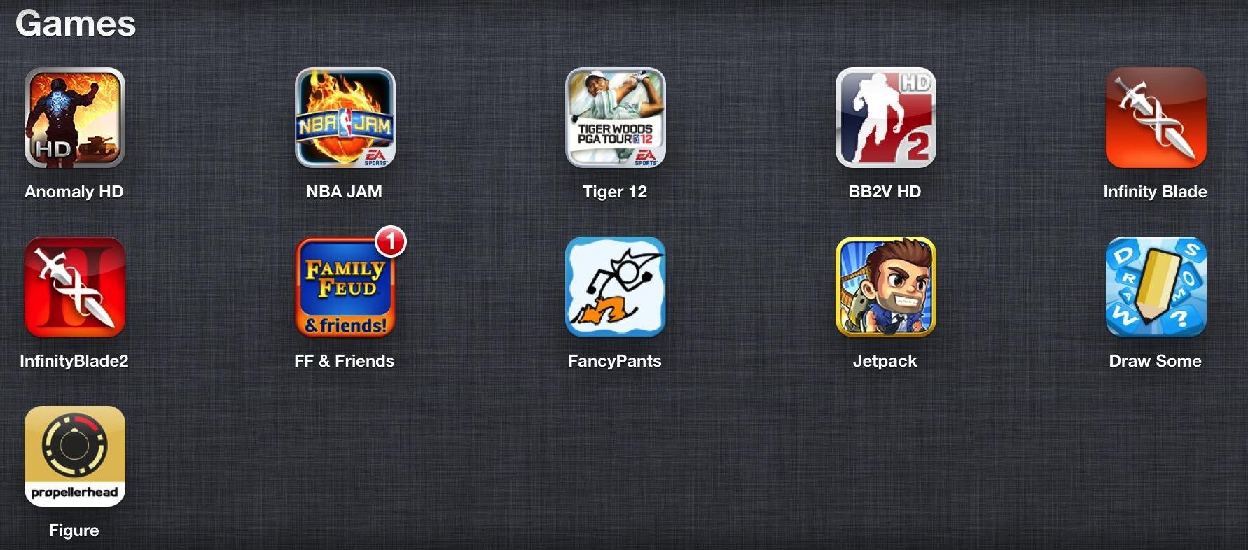 43 Fun and Addictive iPad Games (Video)