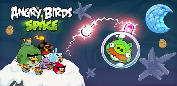 Angry Birds Space Now The Fastest Growing Mobile Game