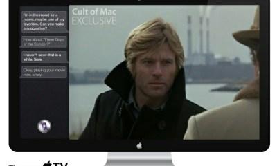 Apple iTV mockup