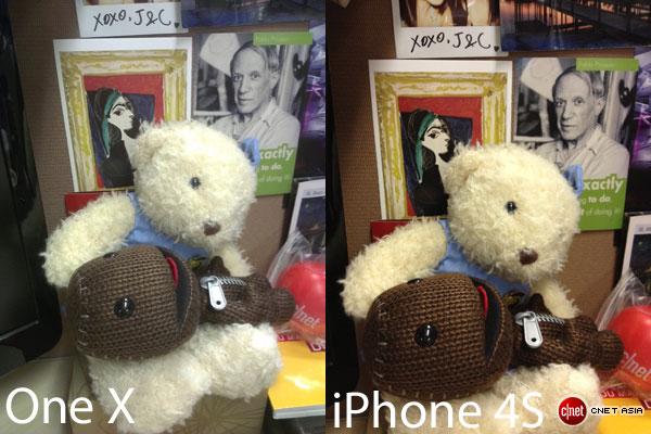 Evo 4G LTE camera vs. iPhone 4S Camera