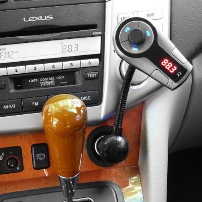 GoGroove iphone bluetooth car kit