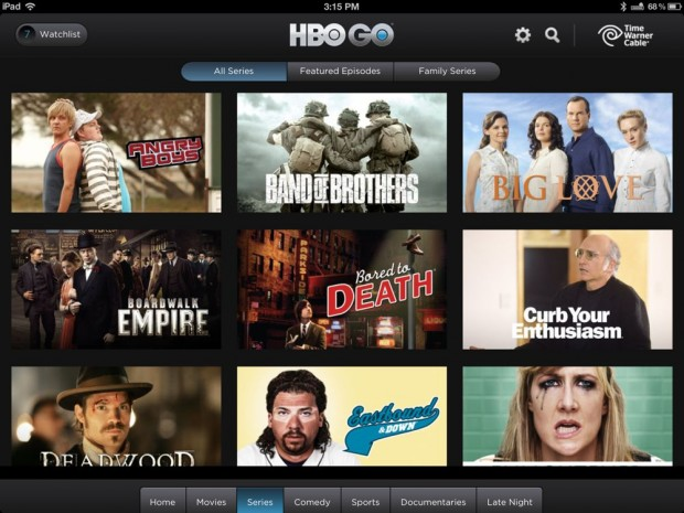 HBO Go and MAX Go Now Support Android 4.0 Phones