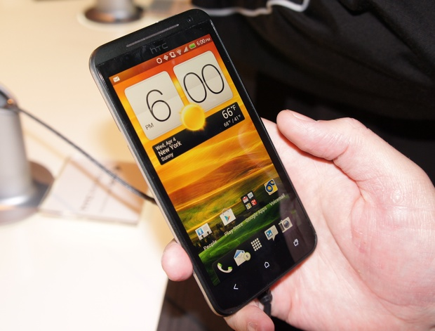 The HTC EVO 4G LTE will likely receive Android 4.2 and Sense 5.