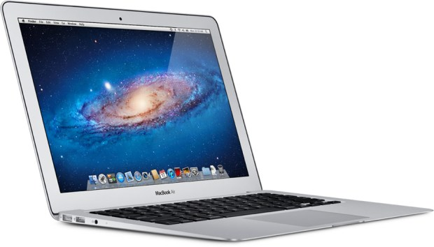 MacBook Air for travel