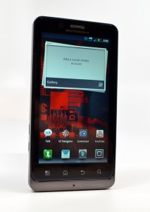 Droid Bionic Won't Get Ice Cream Sandwich Until Q3