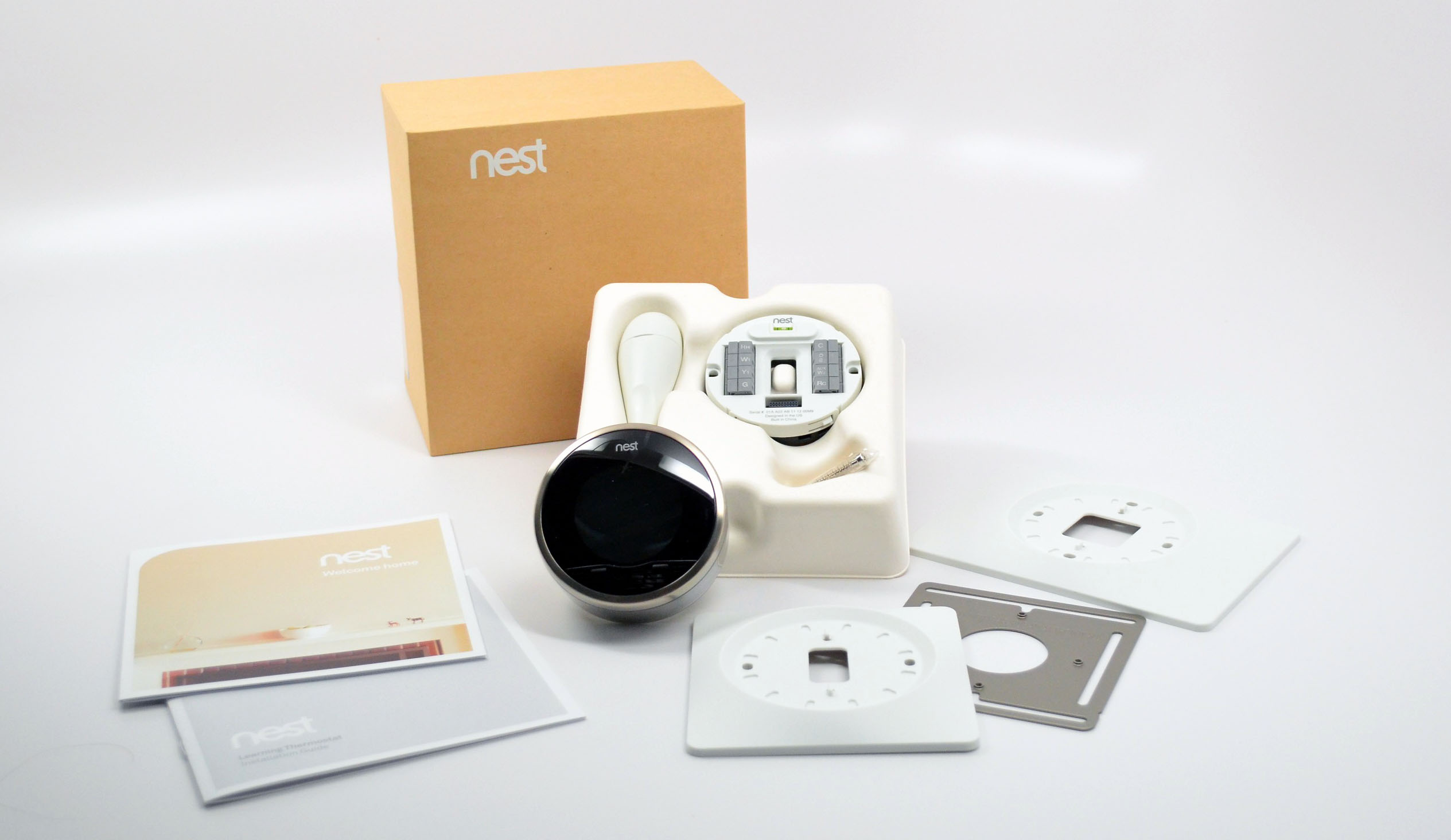 nest learning thermostat installation review first impressions. Black Bedroom Furniture Sets. Home Design Ideas