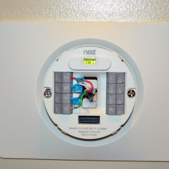 Installing Nest Low Voltage 2005 Pontiac Vibe Radio Wiring Diagram Learning Thermostat Installation Review And First