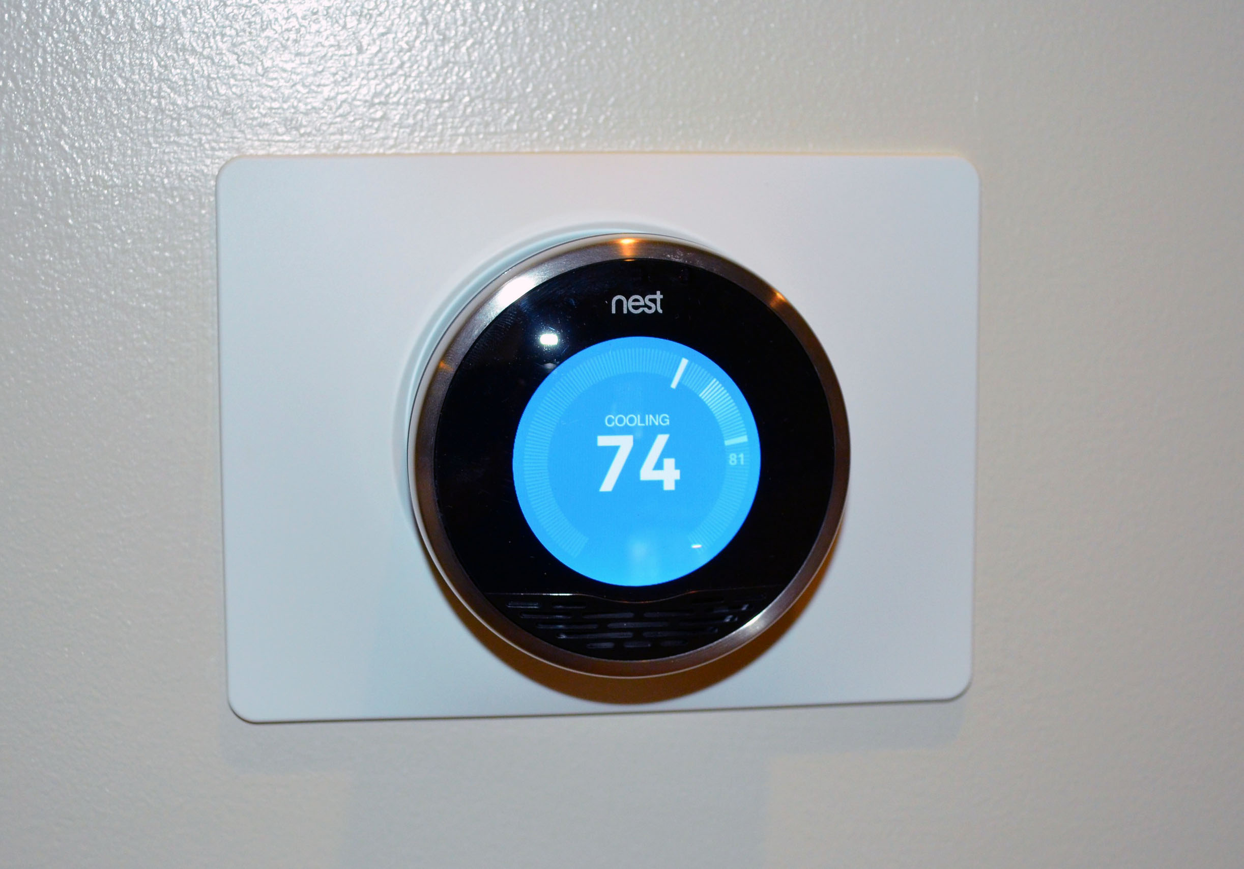 Nest Thermostat Wiring Plate 28 Diagram Images Attic Fan Learning Installation Review First Impressions