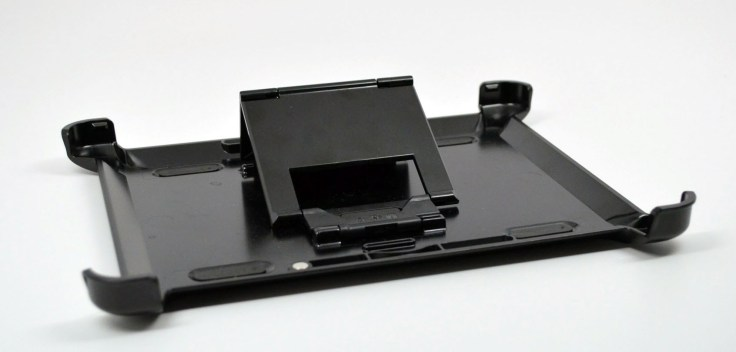 New iPad OtterBox Defender Case Review - lid