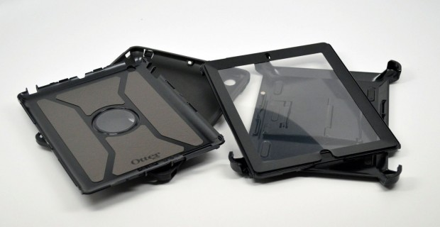 New iPad OtterBox Defender Case Review - parts